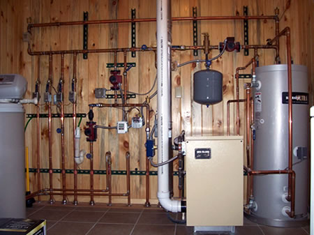 Gauthier Heating and Cooling - Weil-McLain Boilers - Black River, MI